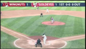 Winnipeg Goldeyes Jacob Rogers Highlights