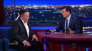 Elon Musk says to make Mars inhabitable we just need to nuke it.