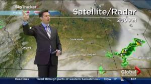 Saskatoon weather outlook – July 23