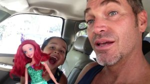 California dad makes supportive video for son who wanted 'Little Mermaid' doll