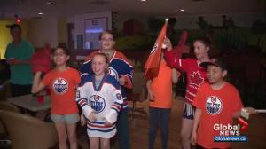 Orange Crush viewing parties for Edmonton Oilers