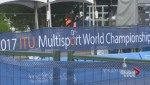 Road closures, influx of visitors expected for mega triathlon world championships