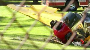 Harrison Ford recovering after vintage plane crashes