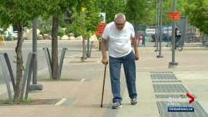 Saskatoon residential school survivor fighting for compensation for leg amputation