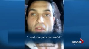 "Ottawa shooter warns Canadians: ""you're not safe in your own land"""