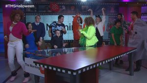 TMS and YouTube stars get down to Michael Jackson's Thriller