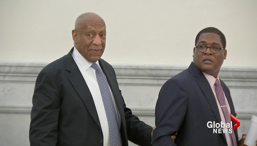 More Cosby deposition read into court record