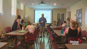 Teachers focus on technology in the classroom at summit in Rothesay