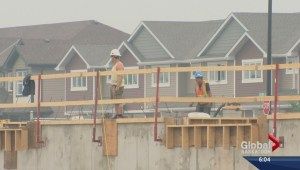 Saskatchewan wildfire smoke affects workers outdoors
