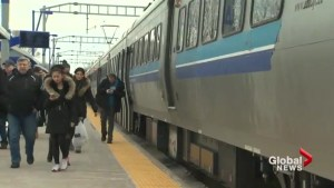 Montreal's proposed electric train may not solve rush hour problems