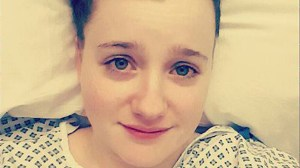 Young cervical cancer patient warns young women to check for symptoms