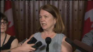 Philpott confirms  blood donation deferral period for gay men dropped from 5 to 1 year