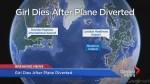 10-year-old girl dies after suffering cardiac arrest on board plane
