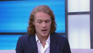 Heughan previews first season of 'Outlander'