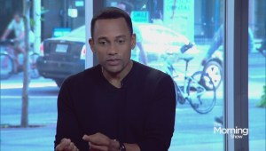 Actor Hill Harper talks 'Covert Affairs'