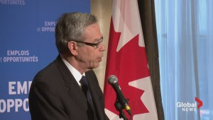 Joe Oliver says government will assist Target employees