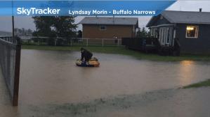 Saskatoon weather outlook: 1-in-100 year rain event in northern Sask.