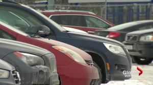 Montreal AMT users fed up with lack of parking