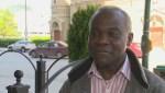 Members of the Ghanaian community moun death of asylum seeker