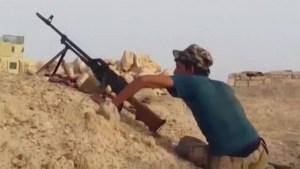 Iraqi military launches back at Islamic State to reclaim Ramadi