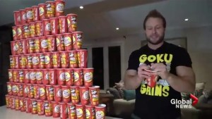 Would you do the 100 Cup Challenge?