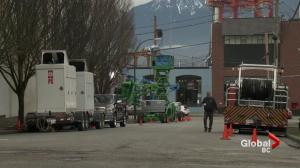 B.C. film production challenges