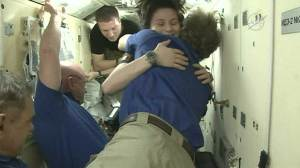 ISS crew prepares for return to Earth