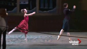 Local dancers hit the stage with Alberta Ballet in 'The Nutcracker'