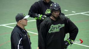 Lacrosse 101: Saskatchewan Rush team stability