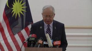 Rebels agree to allow safe access to crash site: Malaysian PM