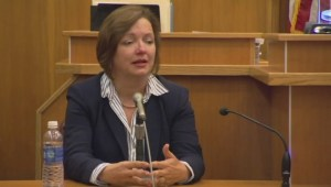 Canadian consul general Roxanne Dube testifies at son's trial in Miami