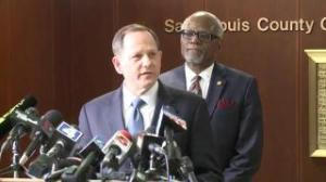St. Louis Mayor Francis Slay hopes for peaceful protests