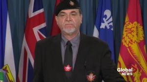 Founder of Veterans advocacy group slams Legion, appeals for equality