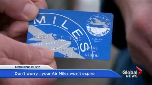 Hold onto your Air Miles