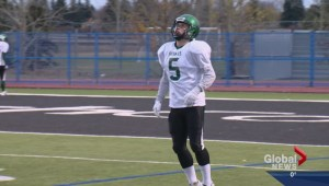 Saskatchewan Huskies rookie Tyler Chow making his mark