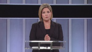Ontario Election Debate: Andrea Horwath lays out her closing statement