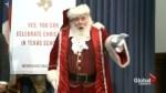 Ending the war on Christmas?
