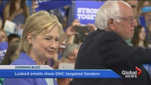 Scandal hangs over DNC opening