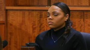 Aaron Hernandez's fiance says he told her he didn't kill Odin Lloyd