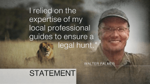 US dentist accused of killing Cecil the lion says he relied on local guides to ensure hunt was legal