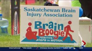 Brain boogie in Saskatoon