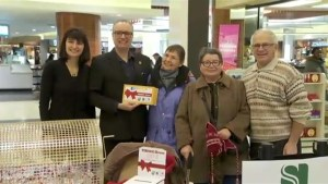 Dorval reveals winner of Christmas tree contest
