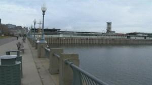 Sewer repair work ends early halting sewage dump