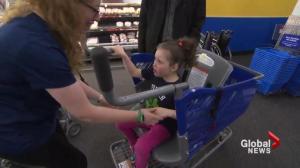 Caroline's Cart launches in Quebec