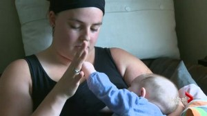 Breastfed babies less hyper but not necessarily smarter than babies fed formula: study