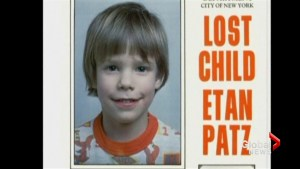 Man gets 25 years in prison for 1979 disappearance of NYC boy Etan Patz