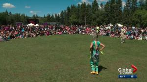 Edmonton celebrates National Aboriginal Day