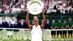 Garbine Muguruza wins first Wimbledon title after defeating Venus Williams