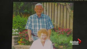 Elderly man remembered after slaying in Pickering