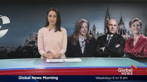 Global News Morning headlines: Wednesday, January 18